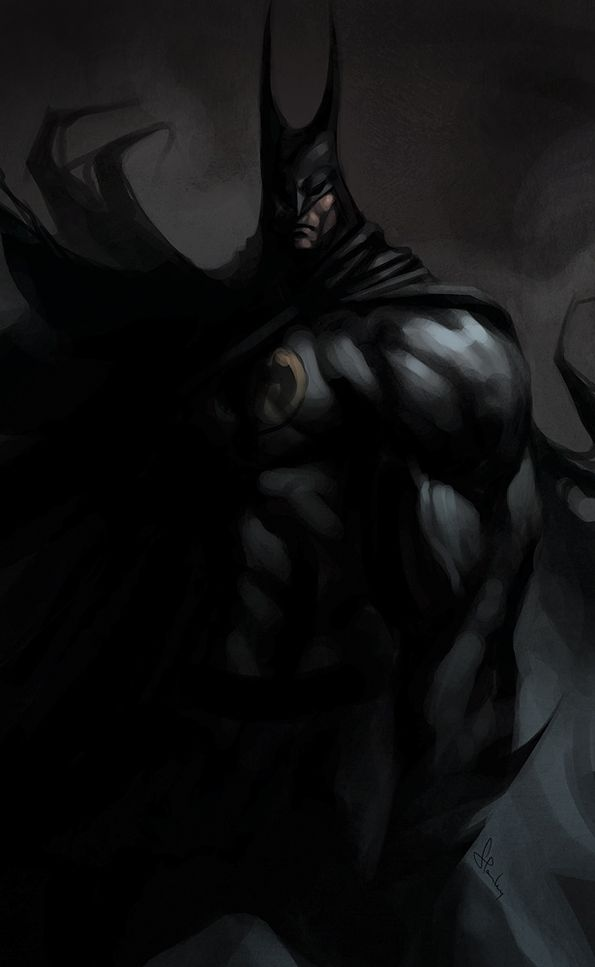 Batman by Stanley