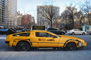 Mike Lubrano - Delorean Taxi