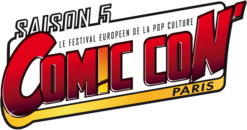 logo comic con vf