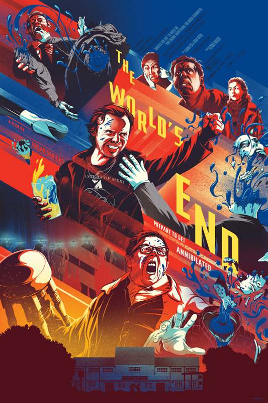 Kevin Tong - The World's End