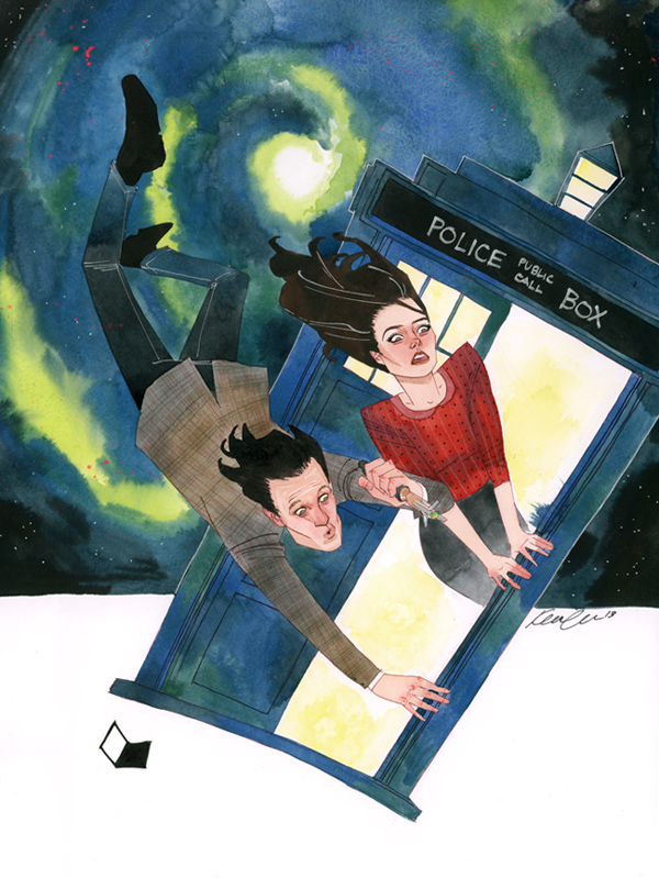 Kevin Wada - Doctor Who