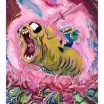 Finn & Jake Find the Light by Rich Pellegrino