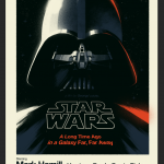 Olly Moss - Star Wars Poster