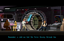 Gustavo Viselner - Cult Movies Pixel Art Star Wars
