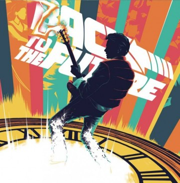 Mondo - Back To The Future Matt Taylor