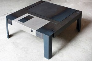 Neulant van Exel - Floppy Disk Table