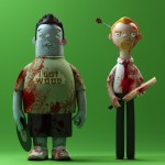 Kibooki - The Cornetto Trilogy Toys Shaun