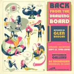 Glen Brogan - Back From the Drawing Board