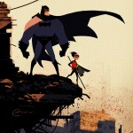 Colin Fix - Batman and Robin