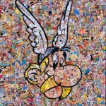 Mr Garcin - Asterix Collage