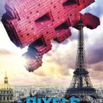 Pixels The Movie - Paris